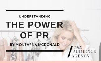 Blackboard – Understanding the Power of PR