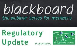 Blackboard – Regulatory Update