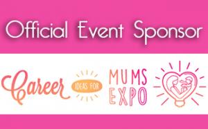 Career Ideas for mums - event sponsor