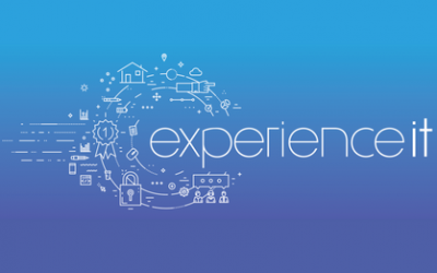 It's time to 'Experience it'