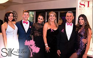 First Annual Silk Pink Ball a complete success
