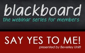 Blackboard – Say Yes to Me!