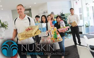 "Nuskin Christmas Appeal ""Force for Good"""