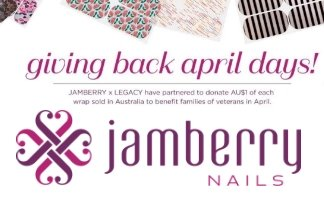 Giving Back: Jamberry Aims to Raise $100,000 for Legacy