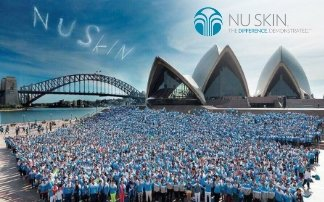 Nu Skin Pacific and China come to Sydney