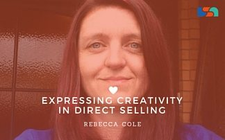 Expressing Creativity in Direct Selling
