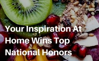 Your Inspiration At Home Wins Top National Honors