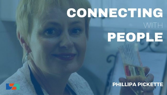 Connecting With People with Phillipa Pickette
