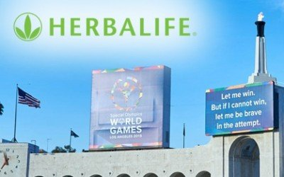 Herbalife Fitness Experts to Support Special Olympics Community