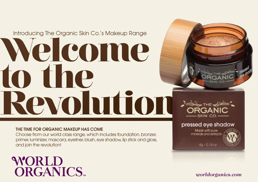 WORLD ORGANICS product