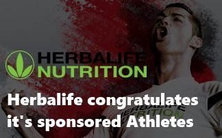 Herbalife Nutrition Congratulates Its Sponsored Athletes