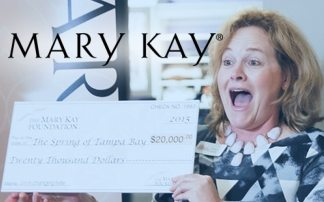 Mary Kay awards grants to domestic violence shelters