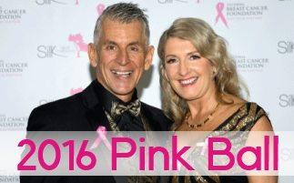 Silk Pink Ball 2016