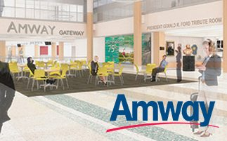 Amway lands airport title sponsorship for $8M
