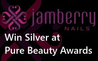Jamberry take Silver!