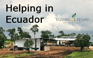 Young Living in Ecuador