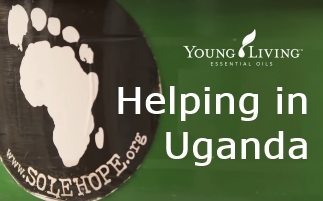 Young Living in Uganda