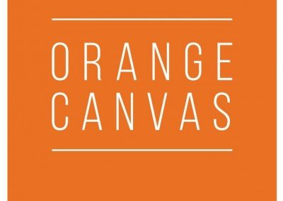 Orange Canvas