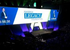 Isagenix Legacy Foundation Raises $2.3 Million in First 24 Hours