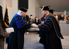 Atomy Founder Obtains PhD in Business Administration